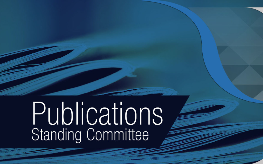 The Publications Standing Committee