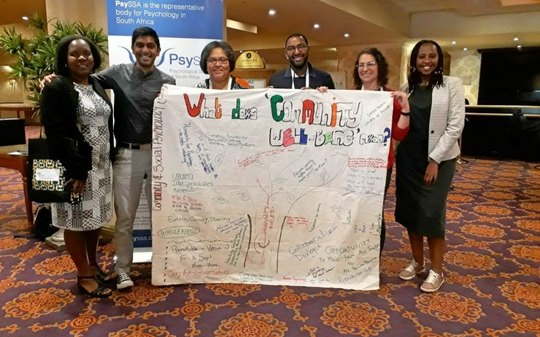 Bringing 'community' into the conversation: Highlights from the Community and Social Psychology Division (CaSP)